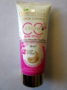 CC Cream Bielenda Blur Effect